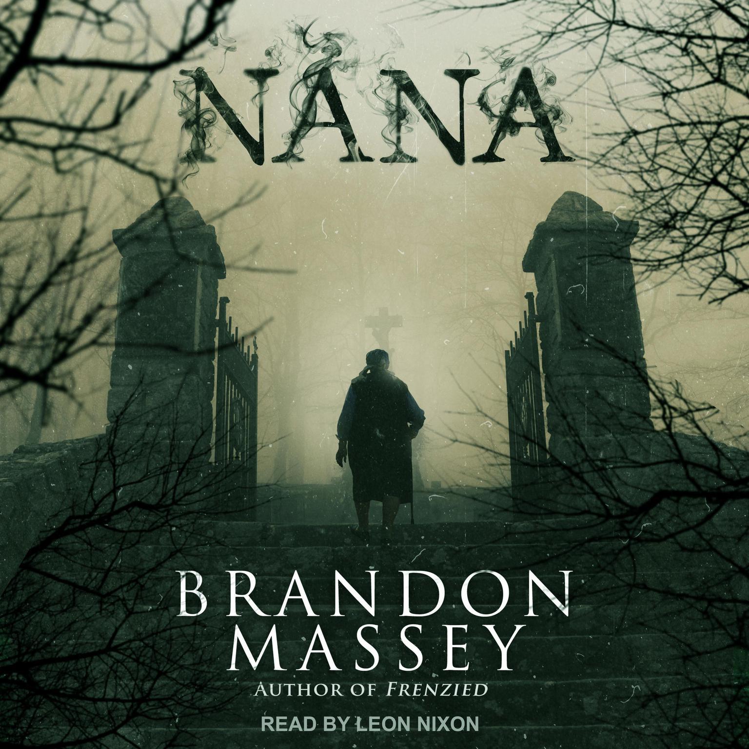 Printable Nana Audiobook Cover Art