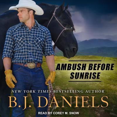 Ambush Before Sunrise Audiobook, by B. J. Daniels