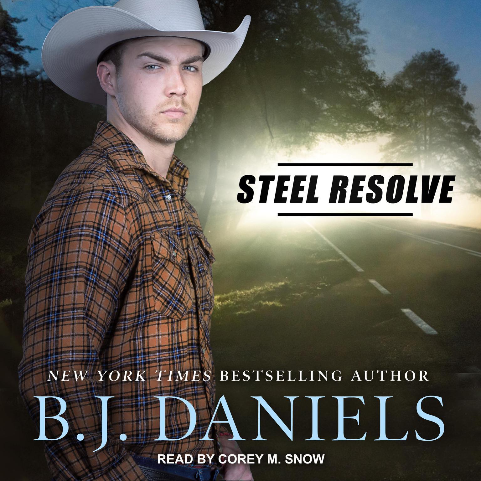 Printable Steel Resolve Audiobook Cover Art