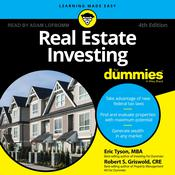 Real Estate Investing for Dummies: 4th Edition Audiobook, by Eric Tyson