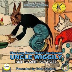 The Long Eared Rabbit Gentleman Uncle Wiggily - Nice To Meet You Tales Audiobook, by Howard R. Garis