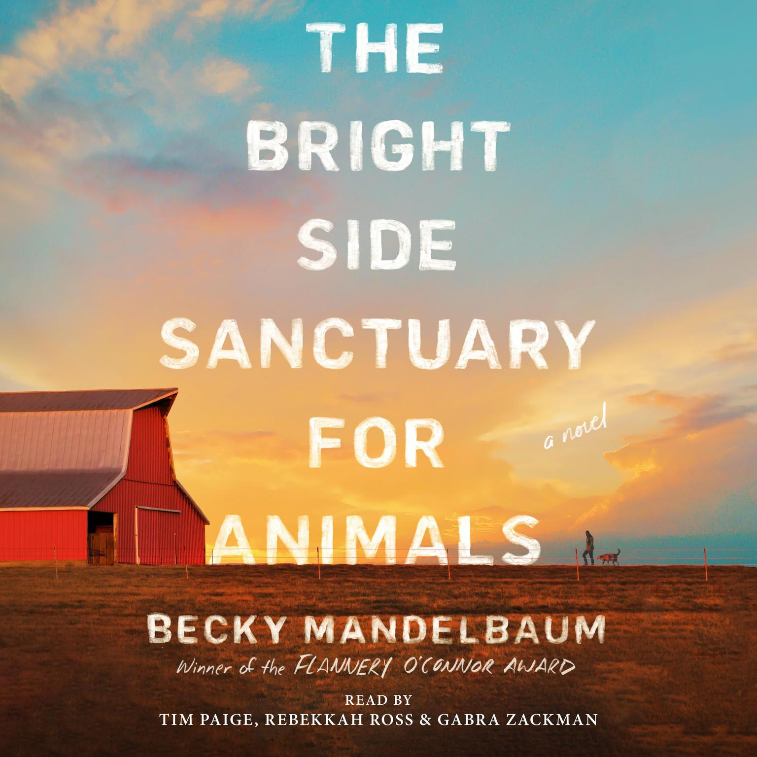 Printable The Bright Side Sanctuary for Animals: A Novel Audiobook Cover Art