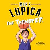 The Turnover Audiobook, by Mike Lupica