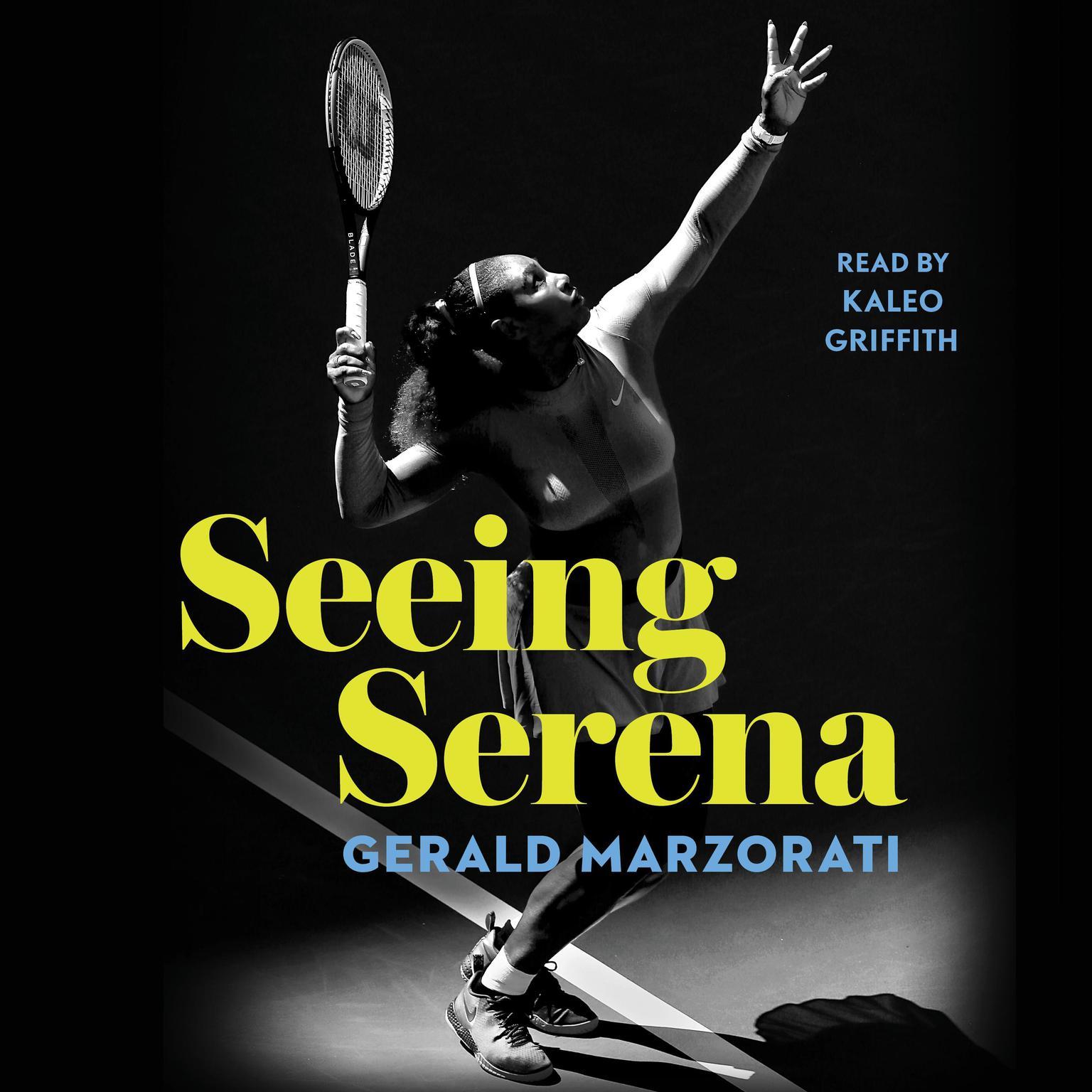 Printable Seeing Serena Audiobook Cover Art