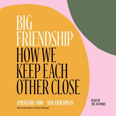 Big Friendship: How We Keep Each Other Close Audiobook, by Aminatou Sow