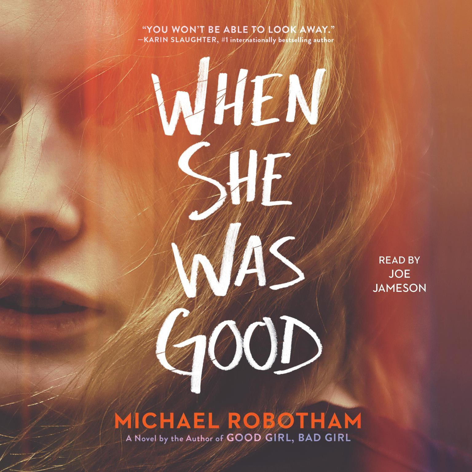 When She Was Good Audiobook, by Michael Robotham