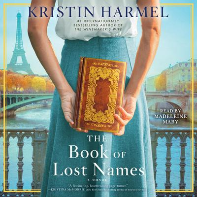 The Book of Lost Names Audiobook, by