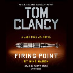 Tom Clancy Firing Point Audiobook, by Mike Maden