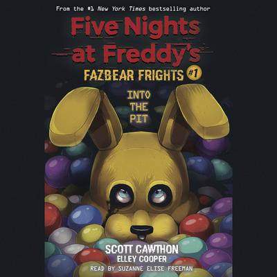 Fazbear Frights #1: Into the Pit Audiobook, by Scott Cawthon