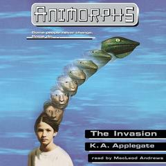 The Invasion Audiobook, by Katherine Applegate