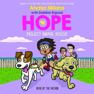 Project Animal Rescue Audiobook, by Alyssa Milano