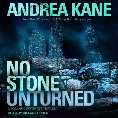 No Stone Unturned Audiobook, by Andrea Kane