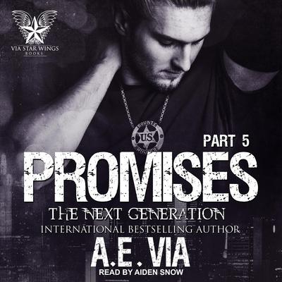 Promises: Part 5: The Next Generation Audiobook, by