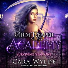 Surviving Year One: A Reverse Harem Bully Romance Audiobook, by Cara Wylde