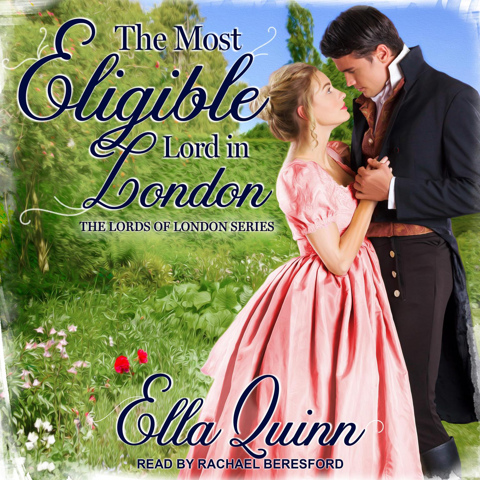 Printable The Most Eligible Lord in London Audiobook Cover Art