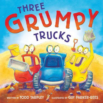 Three Grumpy Trucks Audiobook, by Todd Tarpley