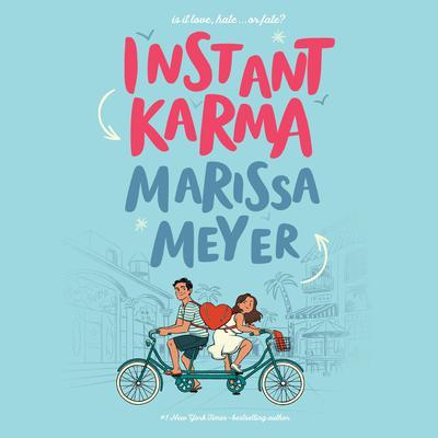 Instant Karma Audiobook, by Marissa Meyer