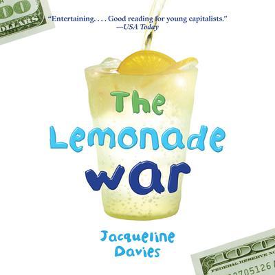 The Lemonade War Audiobook, by