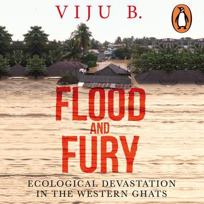 Flood and Fury Audiobook, by B Viju