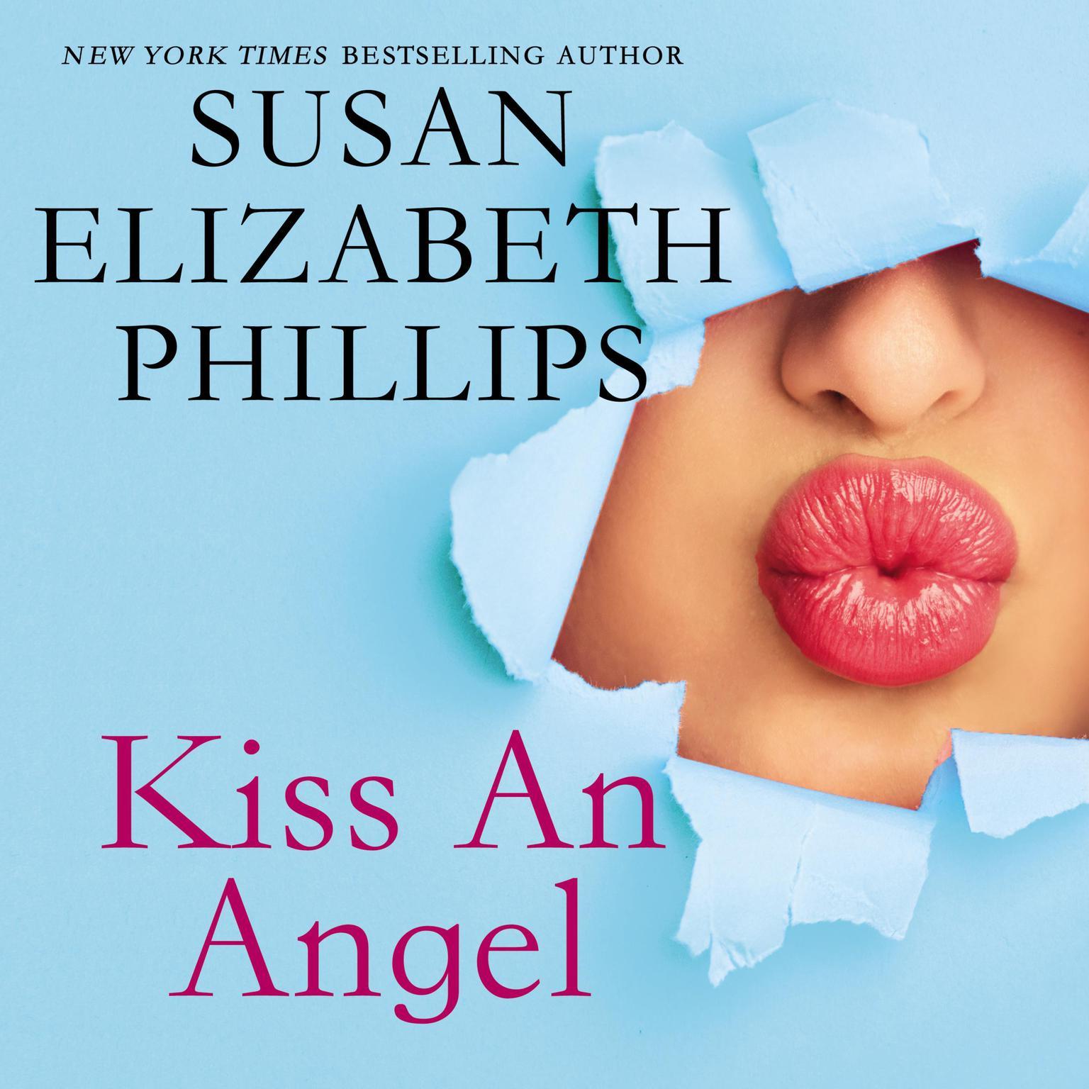 Printable Kiss an Angel Audiobook Cover Art