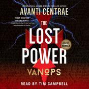 VanOps: The Lost Power Audiobook, by Avanti Centrae