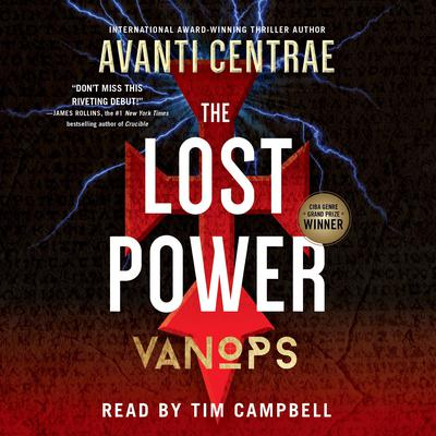 VanOps: The Lost Power Audiobook, by Avanti Centrae