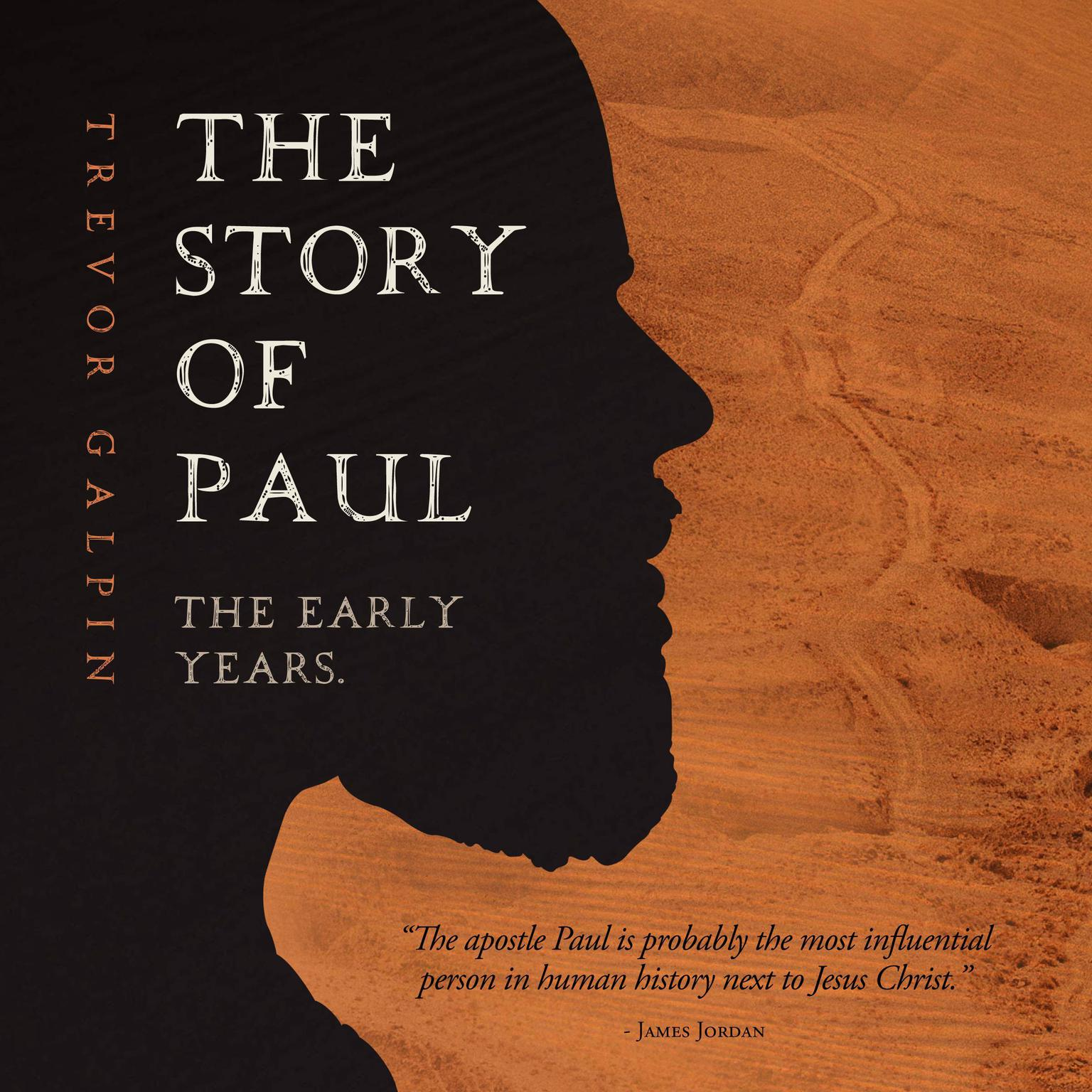 Printable The Story of Paul: The Early Years Audiobook Cover Art