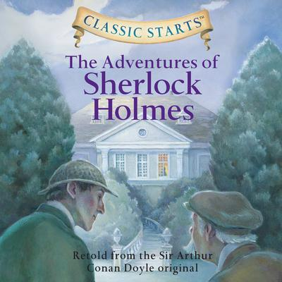 The Adventures of Sherlock Holmes Audiobook, by