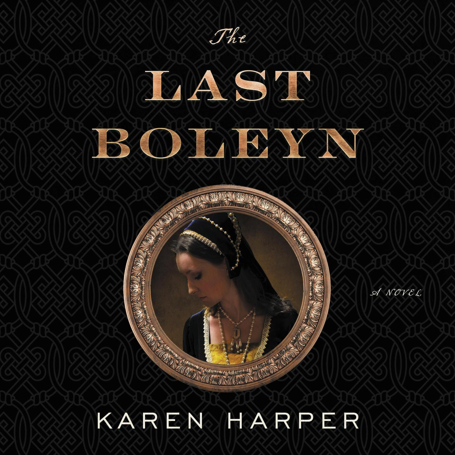 Printable The Last Boleyn: A Novel Audiobook Cover Art