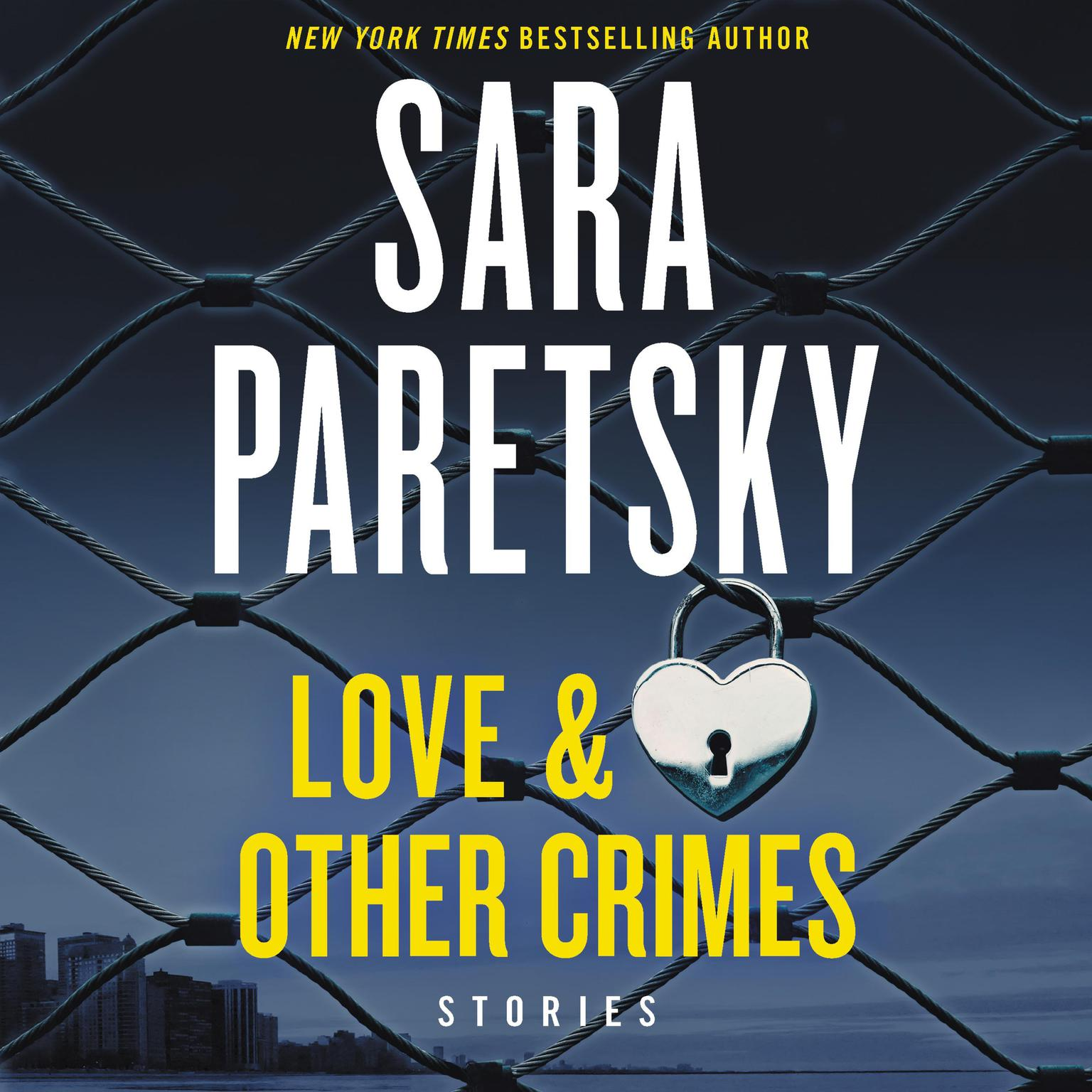 Printable Love & Other Crimes: Stories Audiobook Cover Art