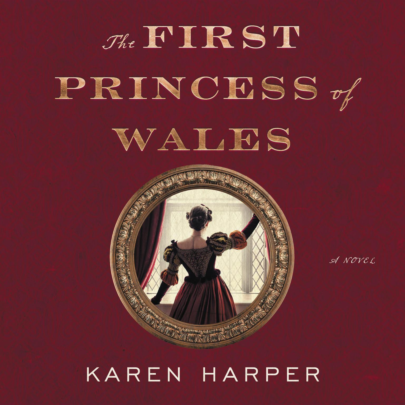 Printable The First Princess of Wales: A Novel Audiobook Cover Art