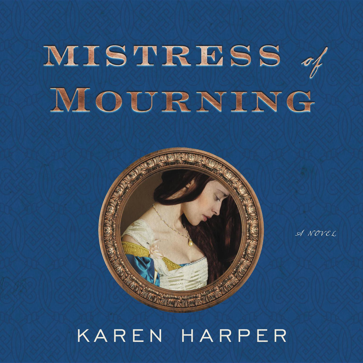 Printable Mistress of Mourning: A Novel Audiobook Cover Art