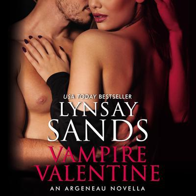 Vampire Valentine Audiobook, by Lynsay Sands
