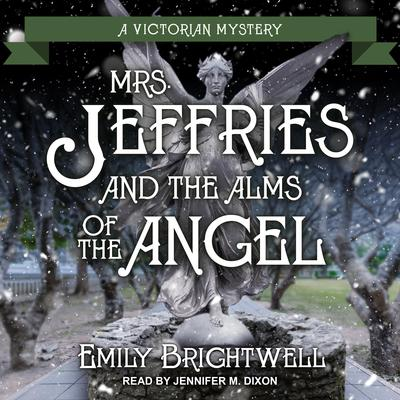 Mrs. Jeffries and the Alms of the Angel Audiobook, by Emily Brightwell