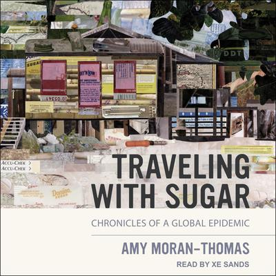 Traveling with Sugar: Chronicles of a Global Epidemic Audiobook, by Amy Moran-Thomas
