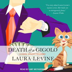 Death of a Gigolo Audiobook, by Laura Levine