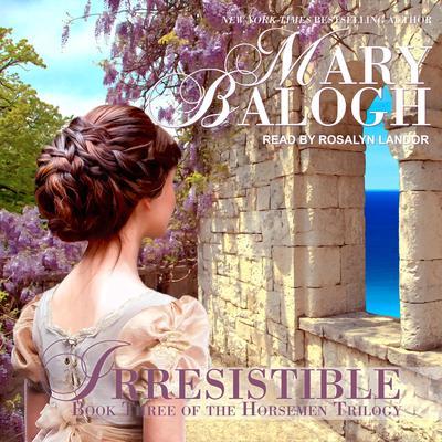 Irresistible Audiobook, by
