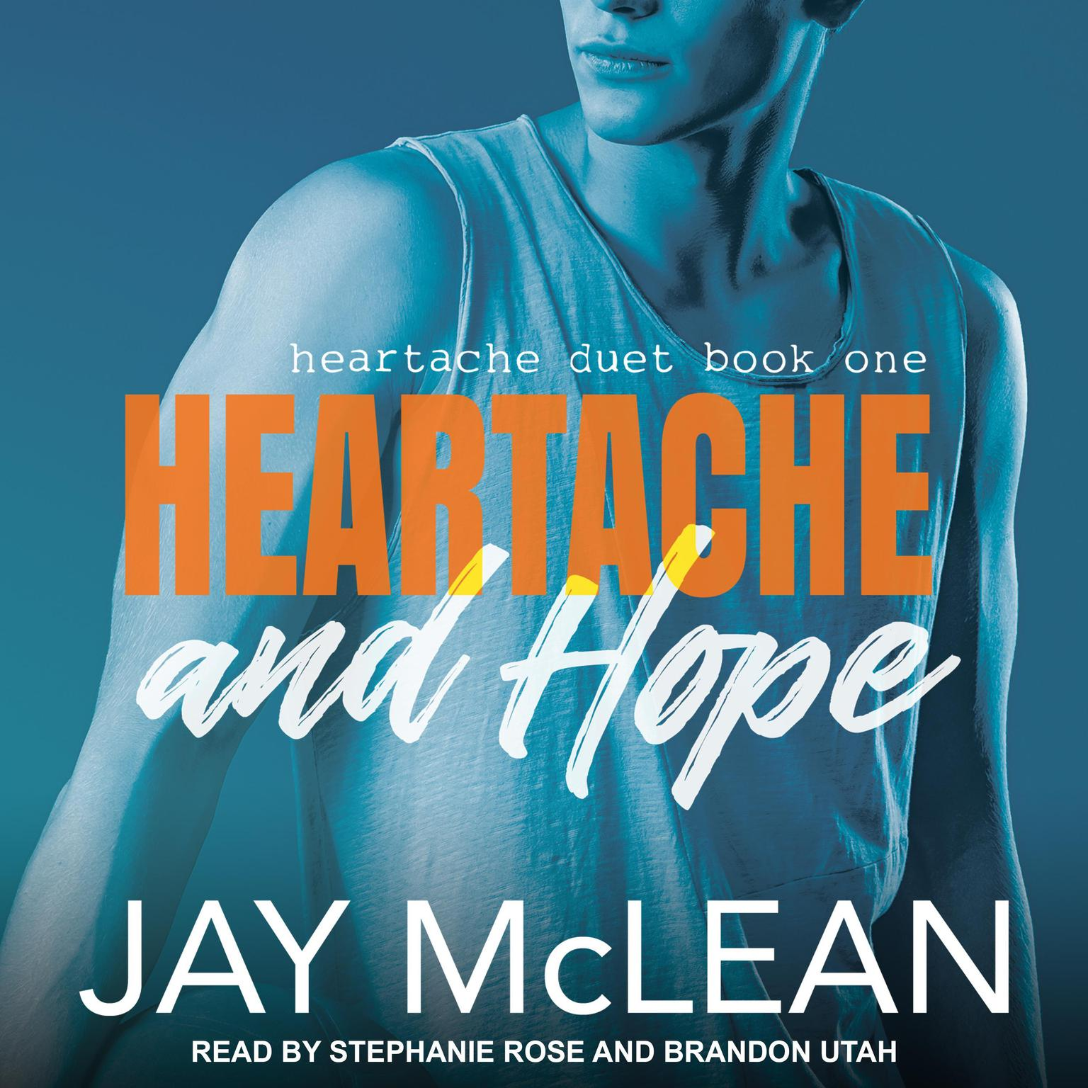 Printable Heartache and Hope Audiobook Cover Art
