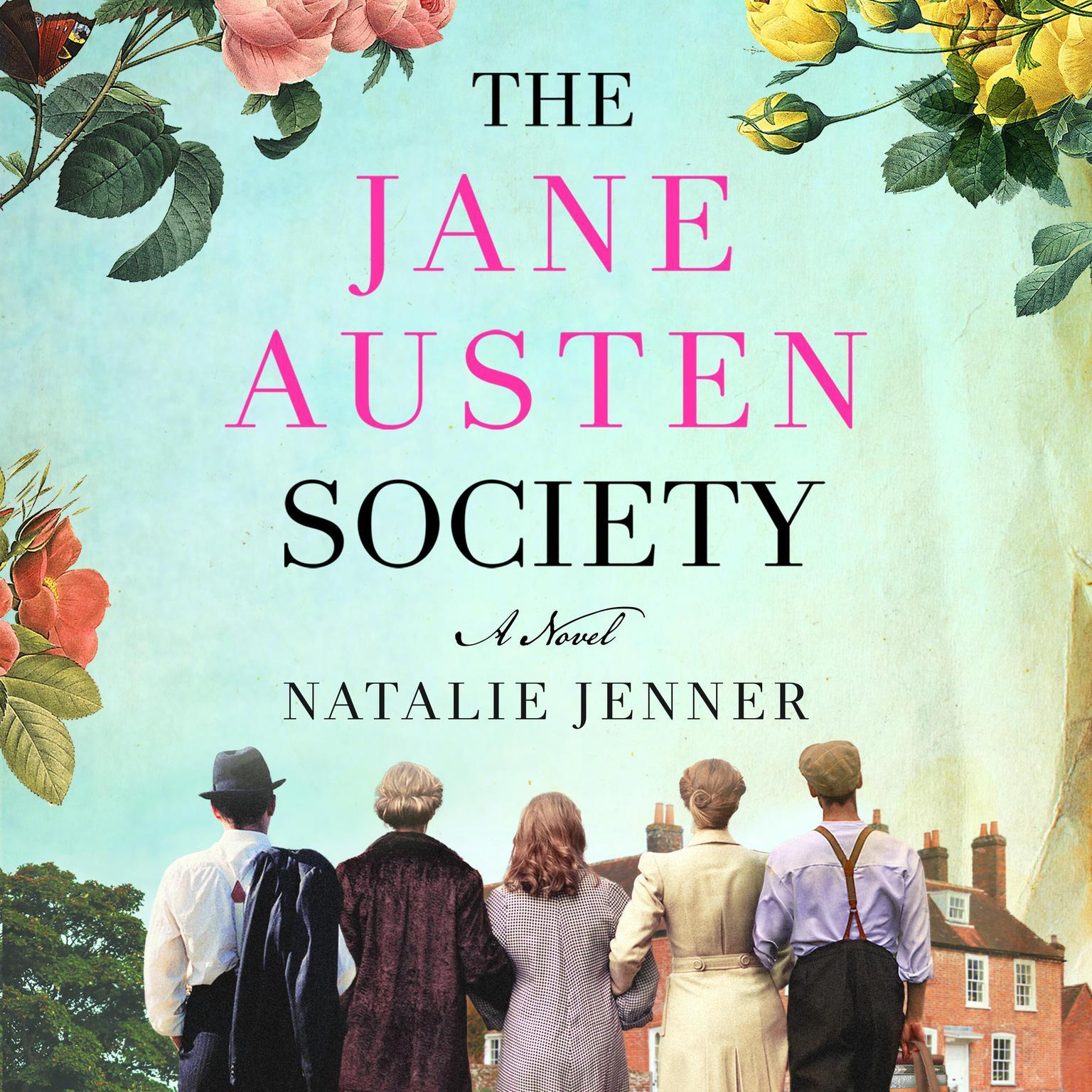 Printable The Jane Austen Society: A Novel Audiobook Cover Art