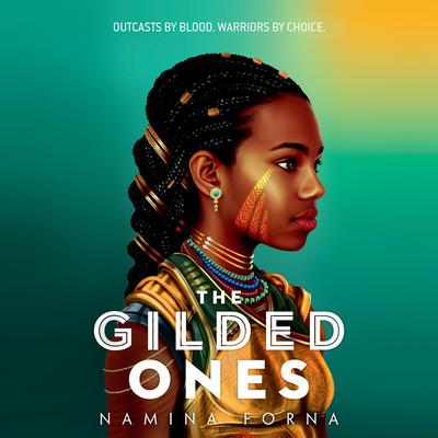 The Gilded Ones Audiobook, by Namina Forna