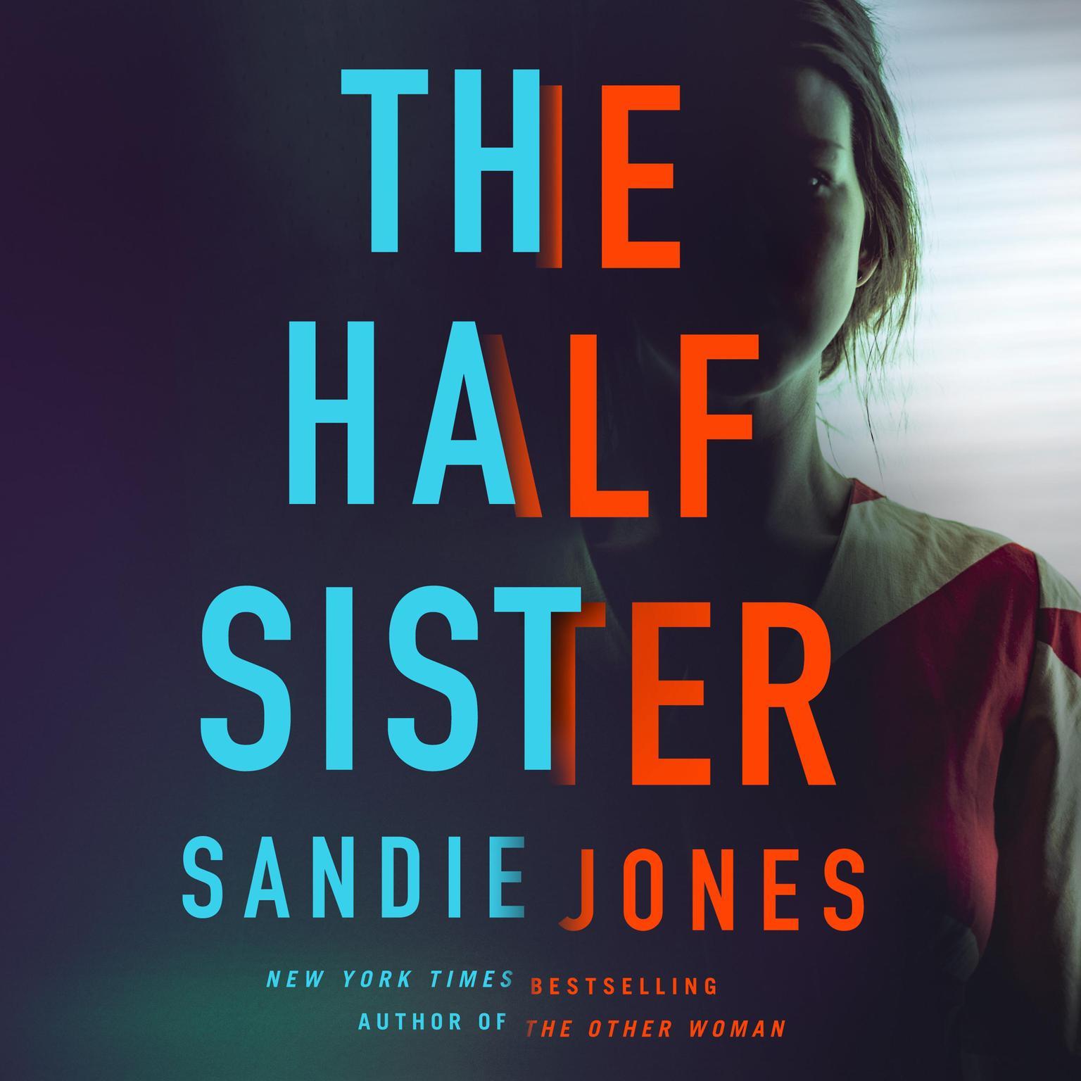 The Half Sister Audiobook, by Sandie Jones