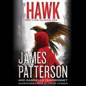 Hawk Audiobook, by James Patterson, Gabrielle Charbonnet