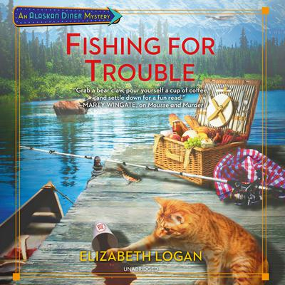 Fishing for Trouble Audiobook, by