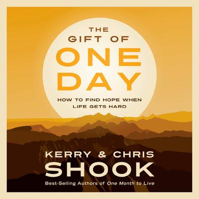 The Gift of One Day: How to Find Hope When Life Gets Hard Audiobook, by Kerry Shook