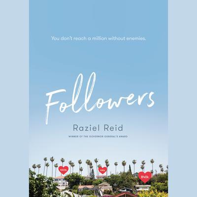 Followers Audiobook, by Raziel Reid