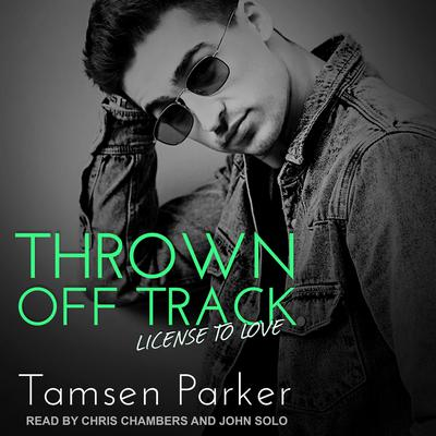 Thrown Off Track Audiobook, by Tamsen Parker