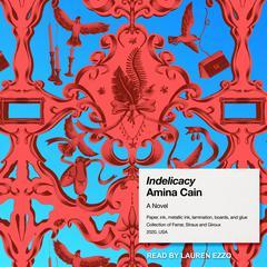 Indelicacy: A Novel Audiobook, by Amina Cain