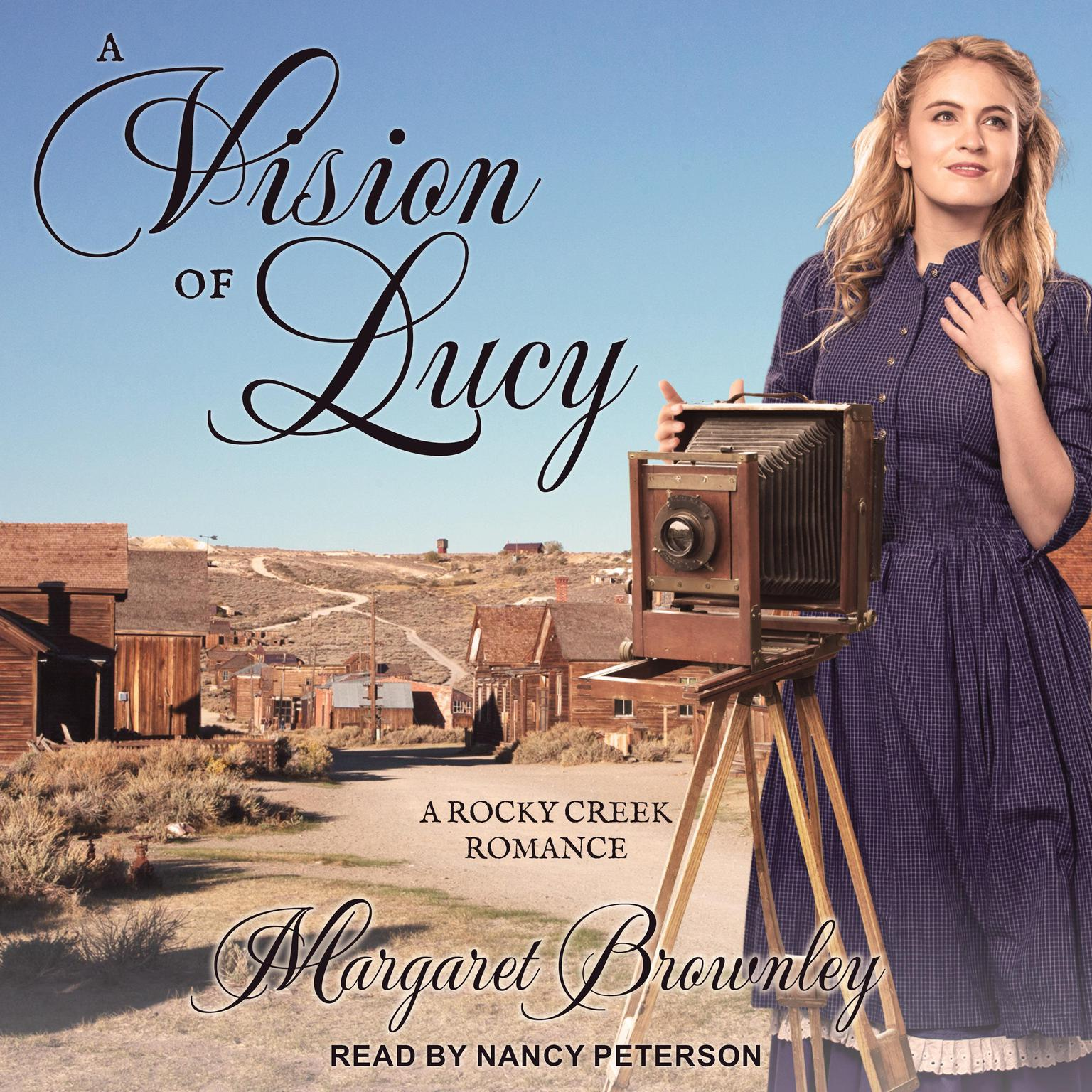 A Vision of Lucy Audiobook, by Margaret Brownley