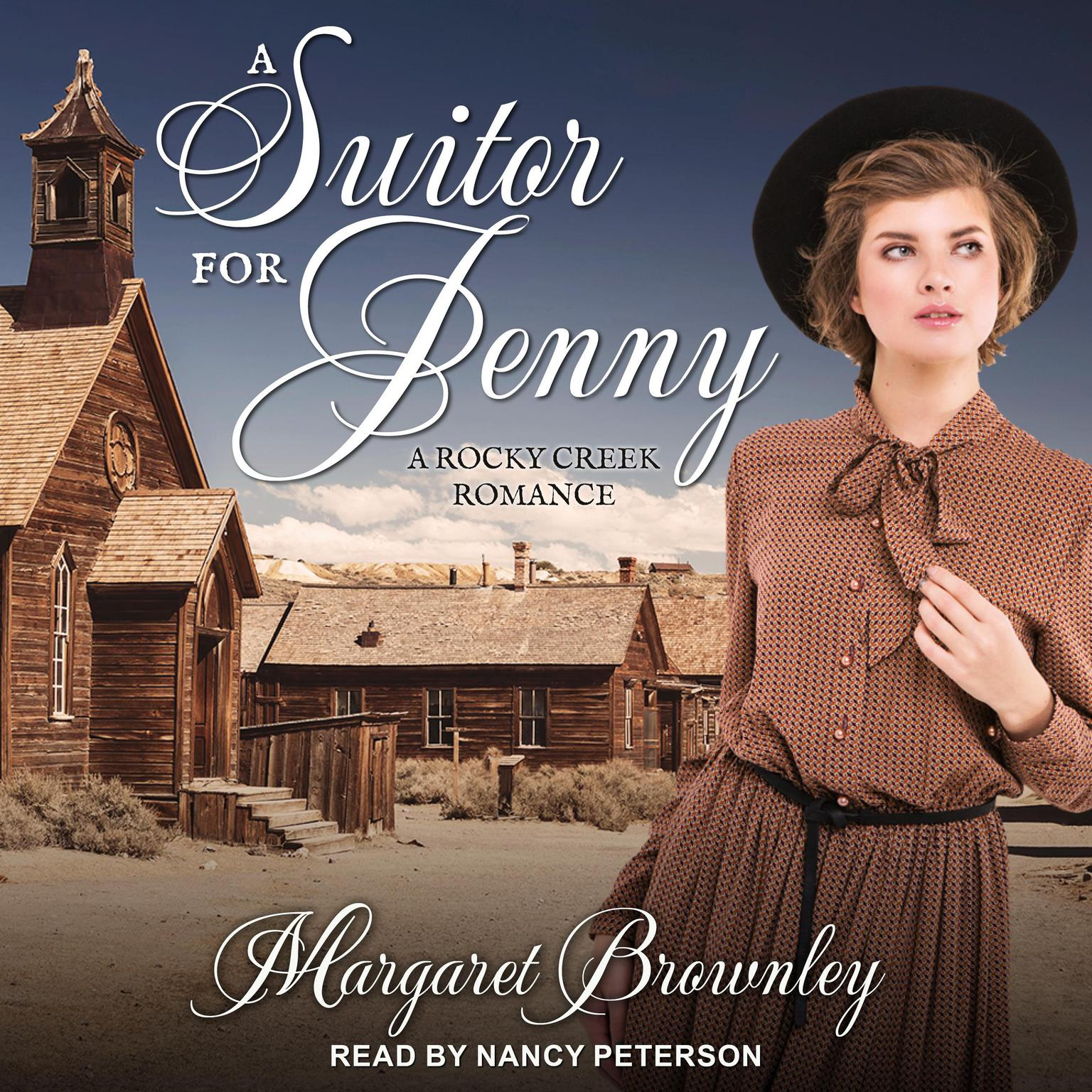 A Suitor for Jenny Audiobook, by Margaret Brownley