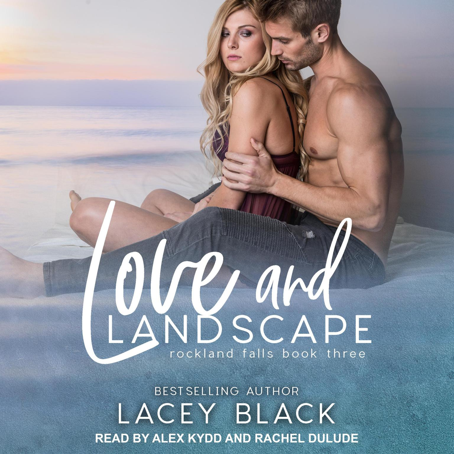 Printable Love and Landscape Audiobook Cover Art